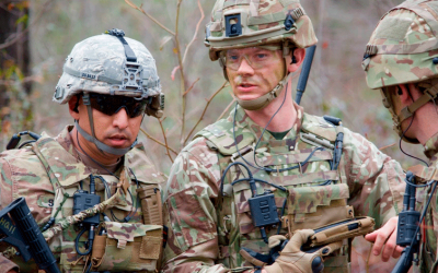 The United States Marine Corps Selects INVISIO for Their Hearing Enhancement Program