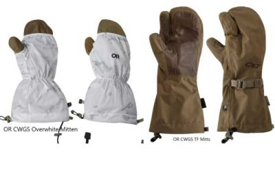 Outdoor Research Awarded U.S. Army Cold Weather Glove System (CWGS) Contract